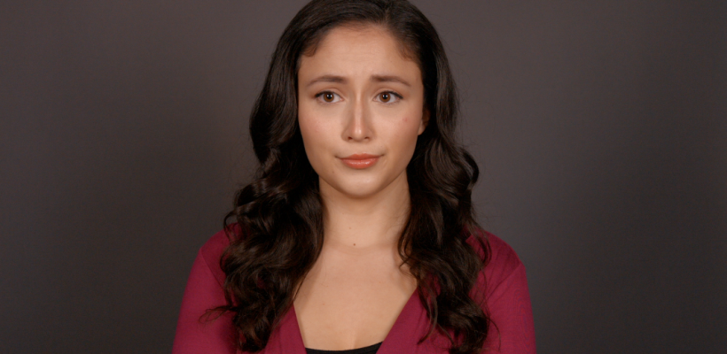 "Erica Marie Sanchez BOOKS a role in Steven Spielberg ""Amazing Stories"" Reboot from her Self Tape Audition!"
