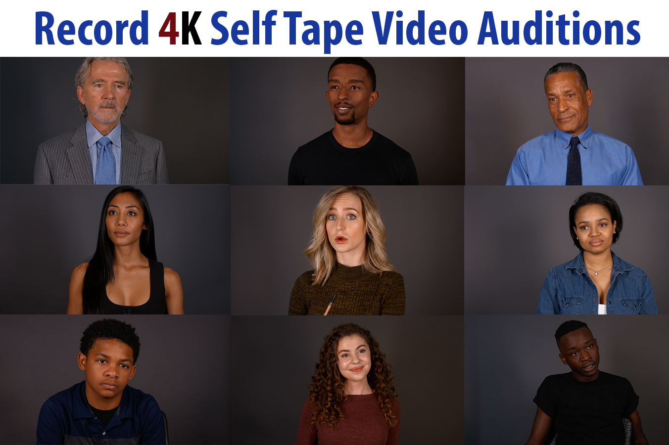 Record4kSelftapevideoauditions-TheCreation-Station-Studios